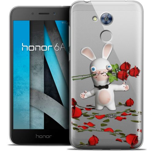 """Coque Gel Huawei Honor 6A (5"""") Extra Fine Lapins Crétins™ - Gentleman Crétin"""