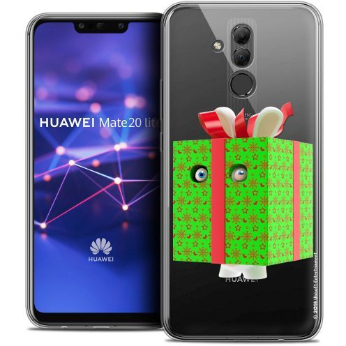 "Coque Gel Huawei Mate 20 Lite (6.3"") Extra Fine Lapins Crétins™ - Lapin Surprise Vert"