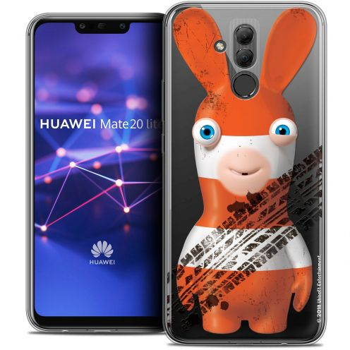 "Coque Gel Huawei Mate 20 Lite (6.3"") Extra Fine Lapins Crétins™ - On the Road"