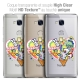 Coque Honor 5X Extra Fine Lapins Crétins™ - Peace And Love
