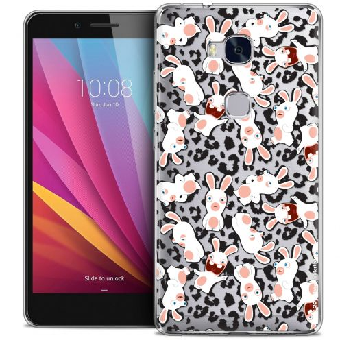 Coque Honor 5X Extra Fine Lapins Crétins™ - Leopard Pattern