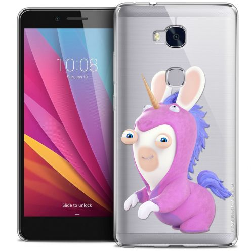 Coque Honor 5X Extra Fine Lapins Crétins™ - Licorne