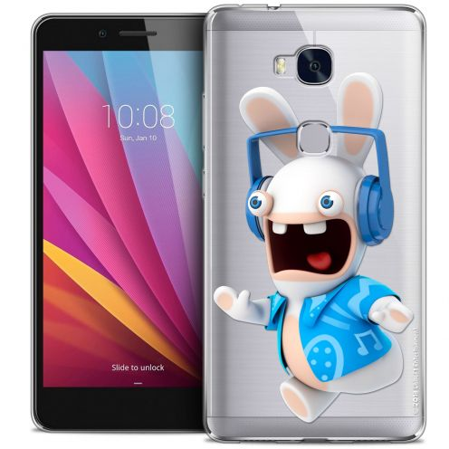 Coque Honor 5X Extra Fine Lapins Crétins™ - Techno Lapin