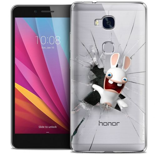 Coque Honor 5X Extra Fine Lapins Crétins™ - Breaking Glass