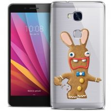 Coque Honor 5X Extra Fine Lapins Crétins™ - Cookie