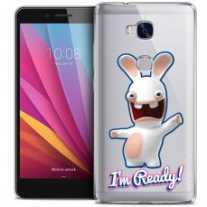 Coque Honor 5X Extra Fine Lapins Crétins™ - I'm Ready !