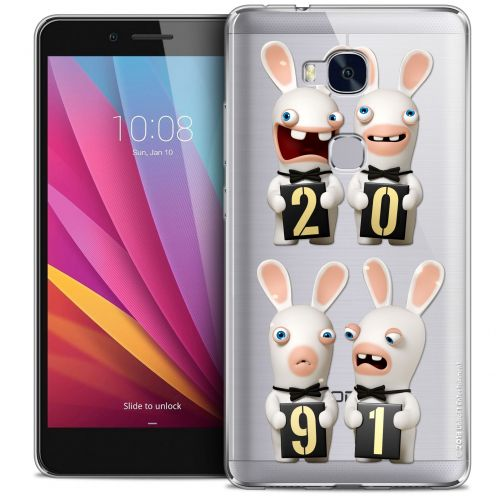 Coque Honor 5X Extra Fine Lapins Crétins™ - New Year