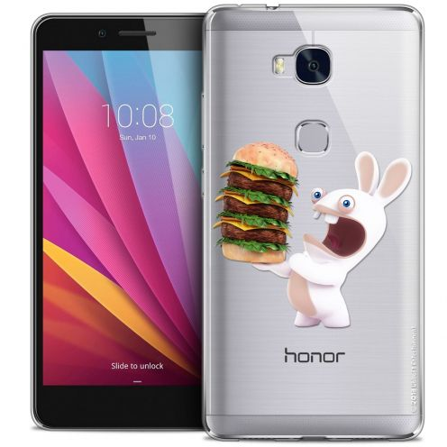 Coque Honor 5X Extra Fine Lapins Crétins™ - Burger Crétin