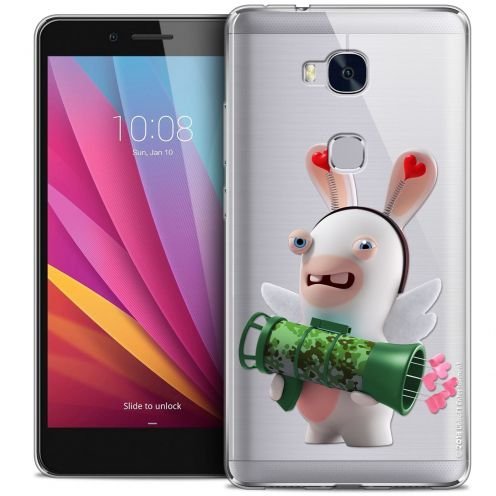 Coque Honor 5X Extra Fine Lapins Crétins™ - Cupidon Soldat