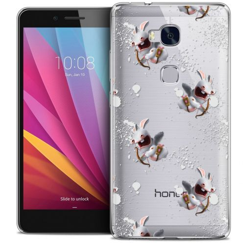 Coque Honor 5X Extra Fine Lapins Crétins™ - Cupidon Pattern