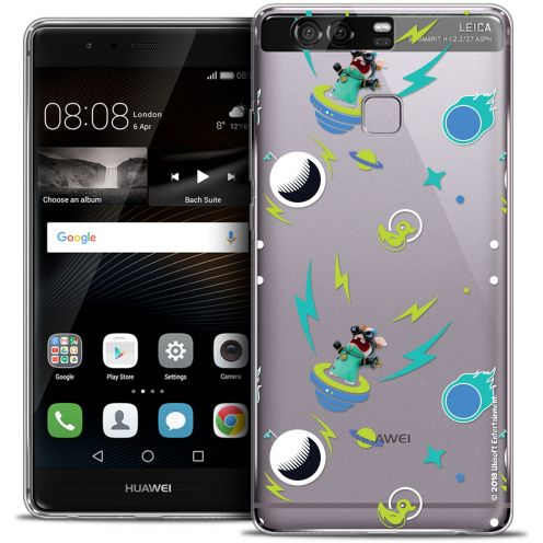 Coque Rigide Huawei P9 Extra Fine Lapins Crétins™ - Space 1