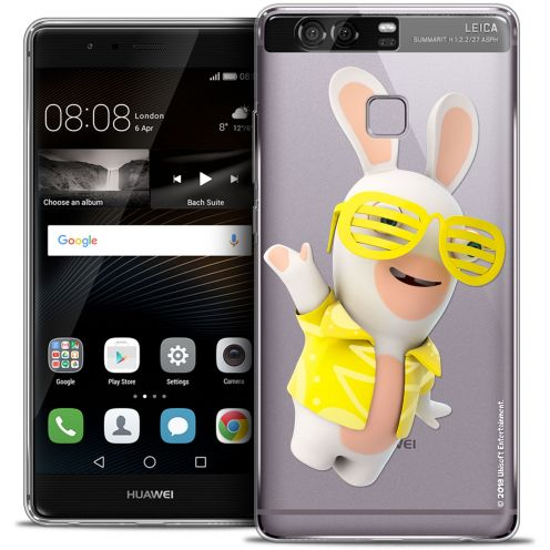 Coque Rigide Huawei P9 Extra Fine Lapins Crétins™ - Sun Glassss!