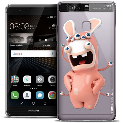 Coque Rigide Huawei P9 Extra Fine Lapins Crétins™ - Extraterrestre