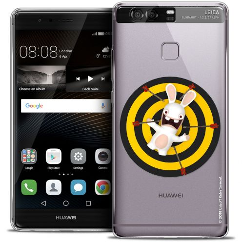 Coque Rigide Huawei P9 Extra Fine Lapins Crétins™ - Target