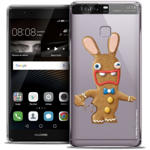 Coque Rigide Huawei P9 Extra Fine Lapins Crétins™ - Cookie