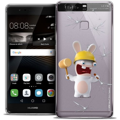 Coque Rigide Huawei P9 Extra Fine Lapins Crétins™ - Breaker