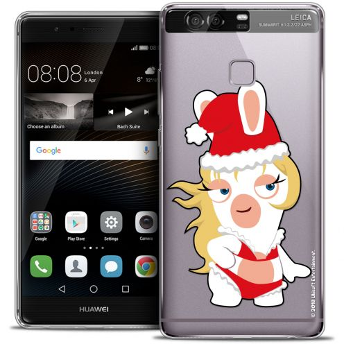 Coque Rigide Huawei P9 Extra Fine Lapins Crétins™ - Lapin Danseuse