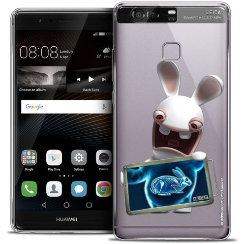 Coque Rigide Huawei P9 Extra Fine Lapins Crétins™ - X Ray Crétin