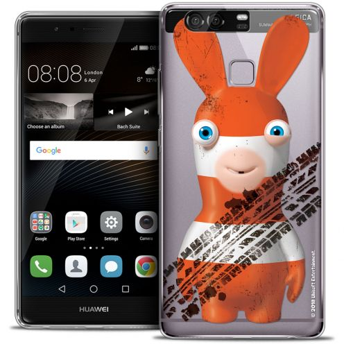 Coque Rigide Huawei P9 Extra Fine Lapins Crétins™ - On the Road