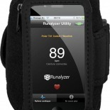 Zoom sur Brassard Runalyzer® iPhone 3G / iPhone 4 / 4S / Touch M/L