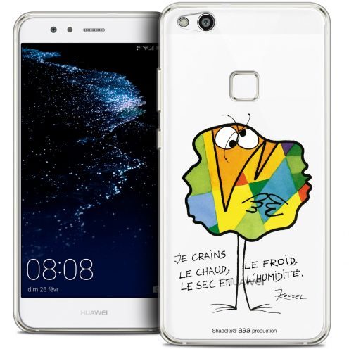 "Coque Gel Huawei P10 LITE (5.2"") Extra Fine Les Shadoks® - Chaud ou Froid"