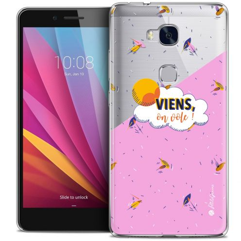 Coque Honor 5X Extra Fine Petits Grains® - VIENS, On Vole !