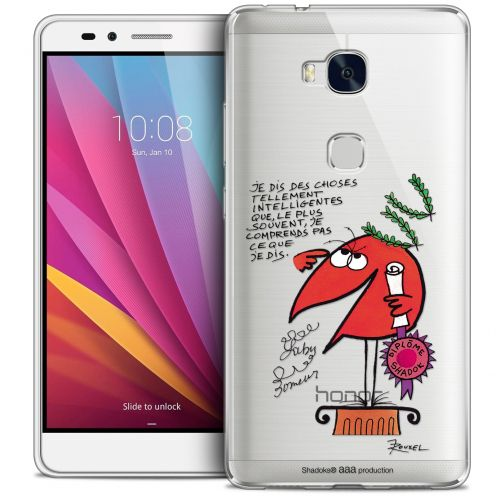 Coque Honor 5X Extra Fine Les Shadoks® - Intelligent
