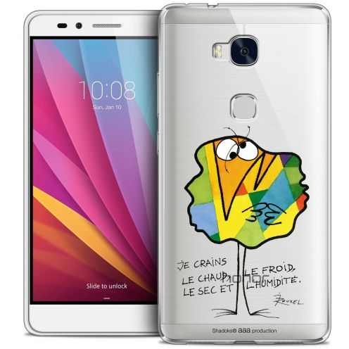 Coque Honor 5X Extra Fine Les Shadoks® - Chaud ou Froid