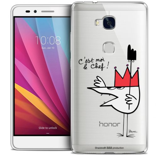 Coque Honor 5X Extra Fine Les Shadoks® - Le Chef