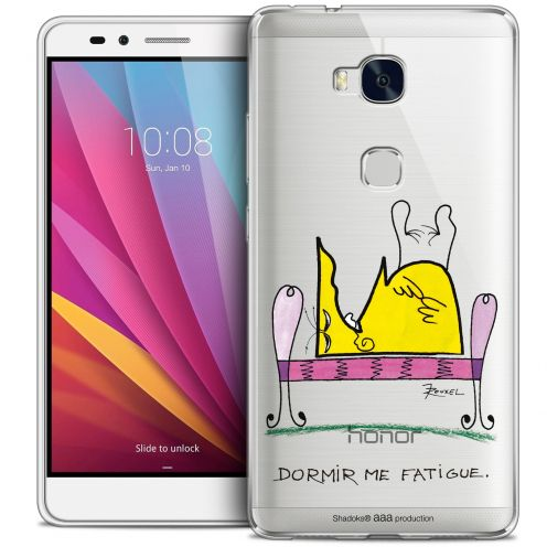 Coque Honor 5X Extra Fine Les Shadoks® - Dormir