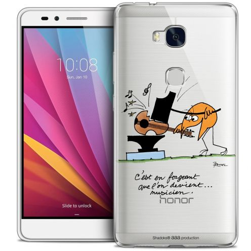 Coque Honor 5X Extra Fine Les Shadoks® - Musicien