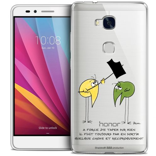 Coque Honor 5X Extra Fine Les Shadoks® - A Force
