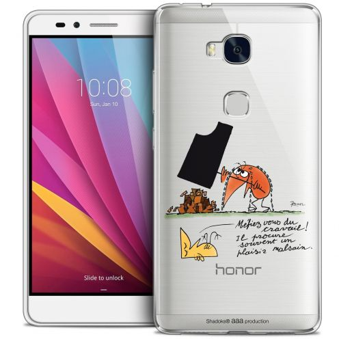 Coque Honor 5X Extra Fine Les Shadoks® - Le Travail