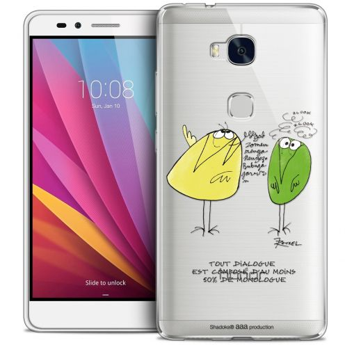 Coque Honor 5X Extra Fine Les Shadoks® - Le Dialogue