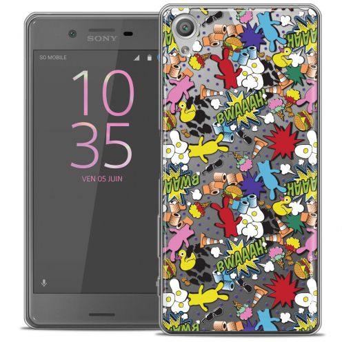 Coque Xperia X Extra Fine Lapins Crétins™ - Bwaaah Pattern