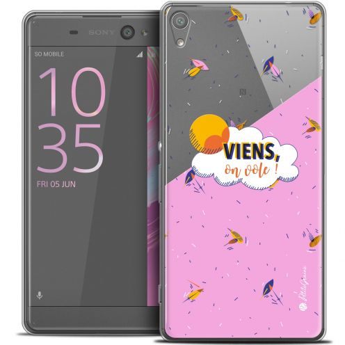 "Coque Xperia XA Ultra 6"" Extra Fine Petits Grains® - VIENS, On Vole !"