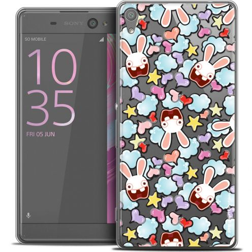 "Coque Xperia XA Ultra 6"" Extra Fine Lapins Crétins™ - Love Pattern"