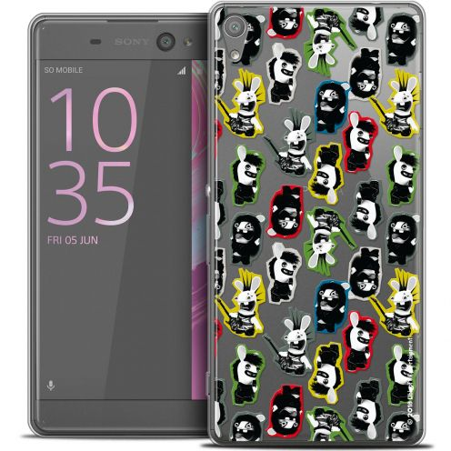 "Coque Xperia XA Ultra 6"" Extra Fine Lapins Crétins™ - Punk Pattern"