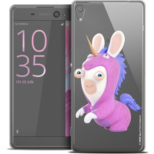 "Coque Xperia XA Ultra 6"" Extra Fine Lapins Crétins™ - Licorne"