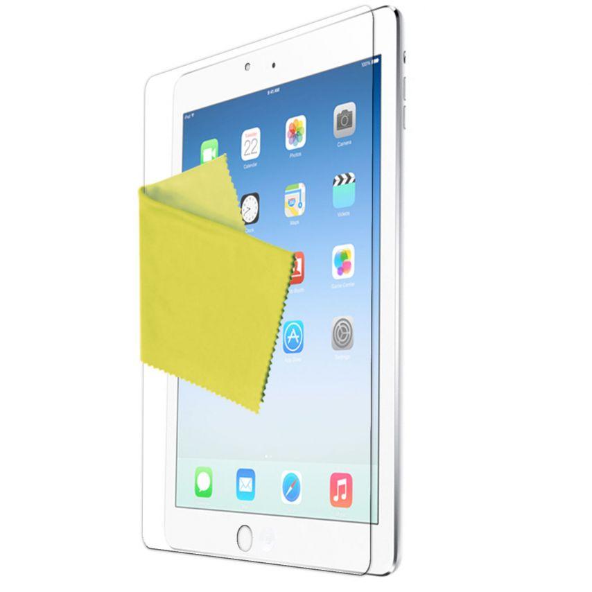 Visuel unique de Films de protection anti traces de doigts iPad Air Clubcase ® Lot de 2