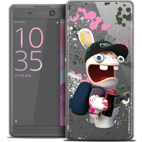 "Coque Xperia XA Ultra 6"" Extra Fine Lapins Crétins™ - Painter"