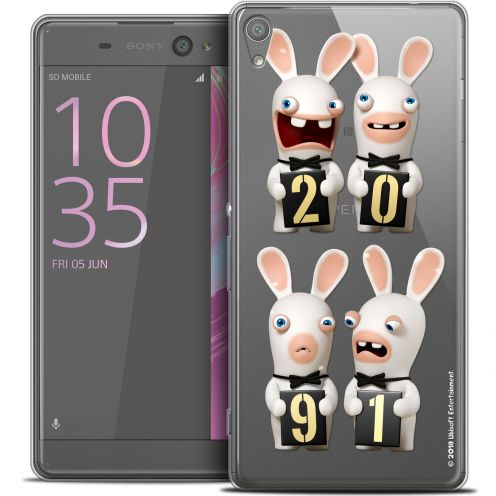 "Coque Xperia XA Ultra 6"" Extra Fine Lapins Crétins™ - New Year"