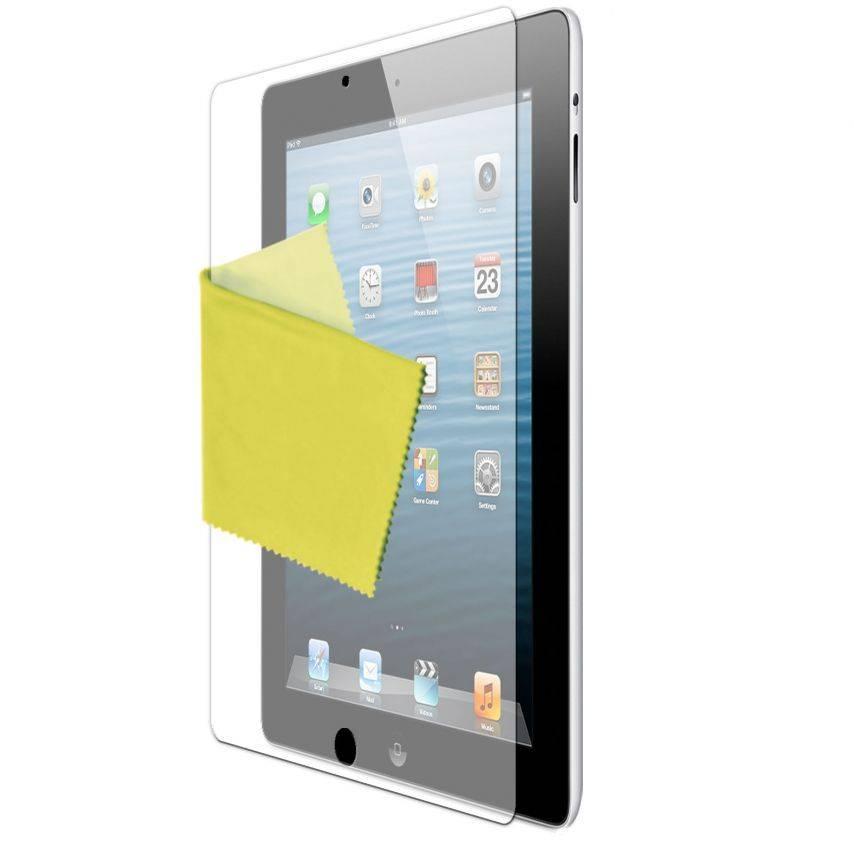 Visuel unique de Films de protection anti traces de doigts iPad Clubcase ® Lot de 2
