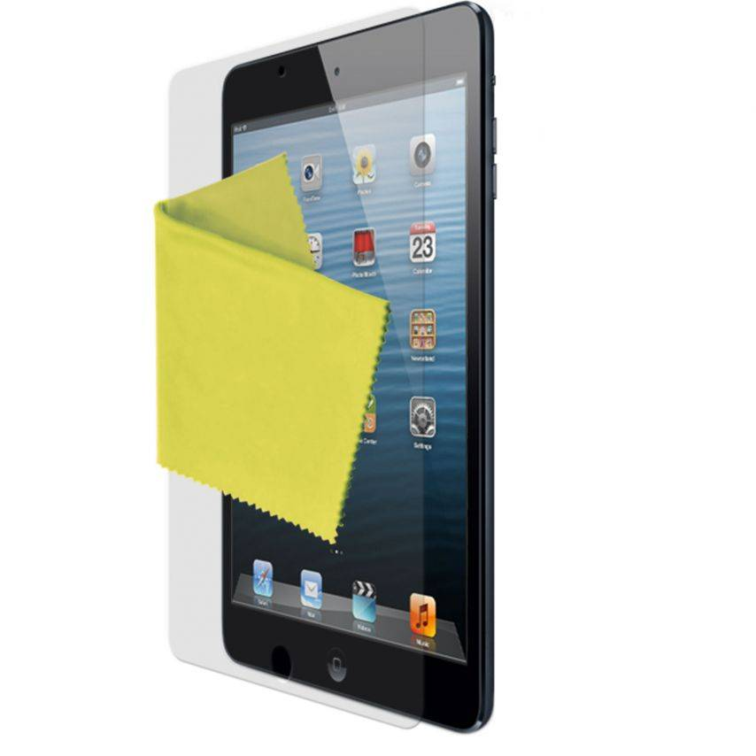 Visuel unique de Films de protection anti traces de doigts iPad mini Clubcase ® Lot de 2