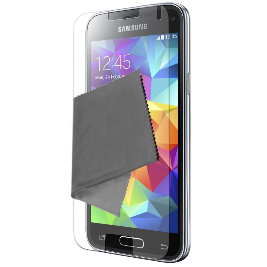 Visuel unique de Films de protection Anti-Reflet Galaxy S5 Mini Clubcase ® Lot de 2