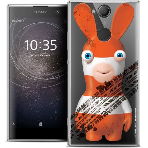 """Coque Gel Sony Xperia XA2 (5.2"""") Extra Fine Lapins Crétins™ - On the Road"""