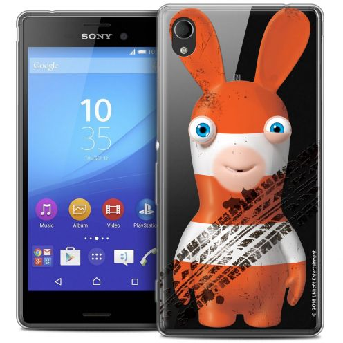 Coque Sony Xperia M4 Aqua Extra Fine Lapins Crétins™ - On the Road