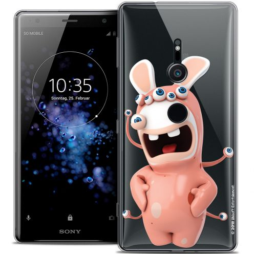 """Coque Gel Sony Xperia XZ2 (5.7"""") Extra Fine Lapins Crétins™ - Extraterrestre"""