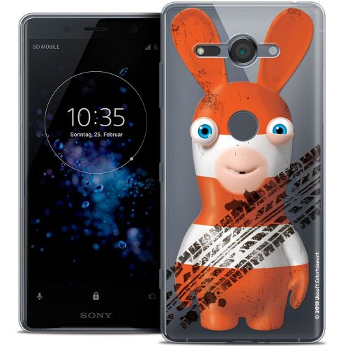"""Coque Gel Sony Xperia XZ2 Compact (5.0"""") Extra Fine Lapins Crétins™ - On the Road"""