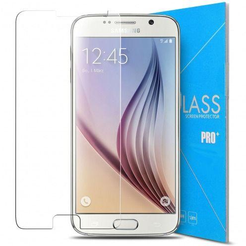 Protection d'écran Verre trempé Samsung Galaxy S6 - 9H Glass Pro+ HD 0.33mm 2.5D